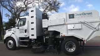Costa Mesa Street Sweeping Services