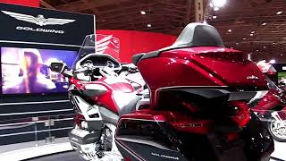 2018 Honda Gold Wing Tour DCT Airbag FullAcc Special Premium Rare Features Edition First Impression