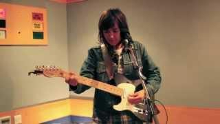 courtney barnett depreston in session for amazing radio