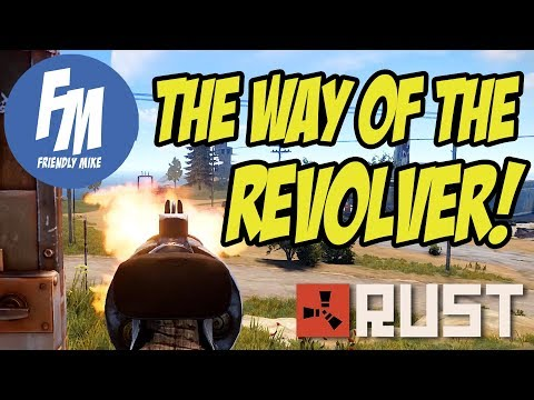 The WAY of the REVOLVER! | Rust Solo Survival S20E02 thumbnail