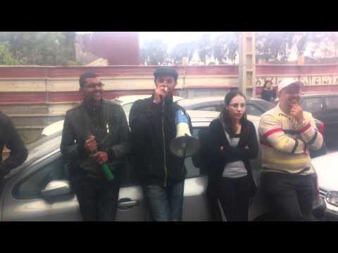 total-Call Groupe ILIAD en  greve  I3tissam.MOV