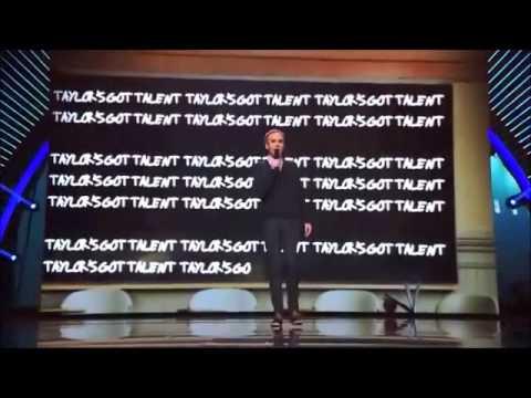 Taylor Williamson, AGT Extraordinaire