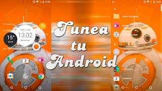 Tunea tu Android #4: Star Wars