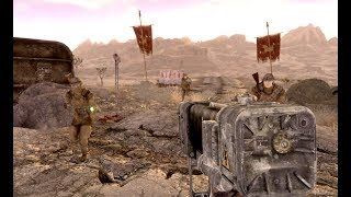 Adventures In Fallout New Vegas Multiplayer (PvP)