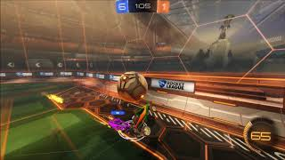 Rocket League Highlights 6