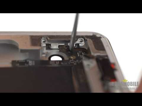 Замена кнопок Mute, Power и Громкость iPad 2