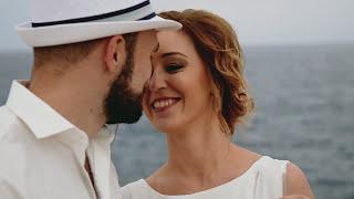 Юлия и Михаил. Свадьба в Греции на Крите