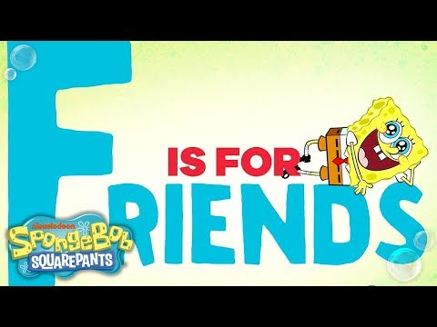 'F.U.N. Song' #ReadAlong ft. SpongeBob SquarePants | Nick