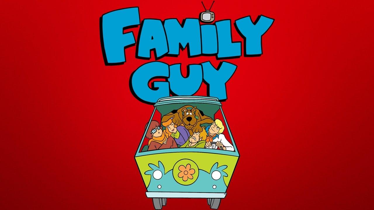 Family guy scooby doo