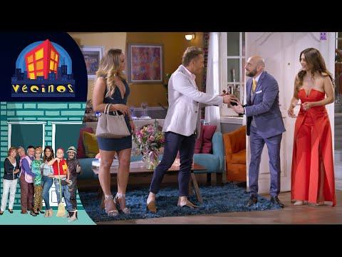 Vecinos, Capítulo 7: Barbie Y Ken Los Amigos De Silvita | T 8 | Distrito Comedia