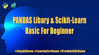 Download Lagu Machine Learning Pandas Libary & Scikit-learn 2020 with python #3 mp3