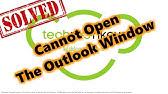 How to Fix outlook error