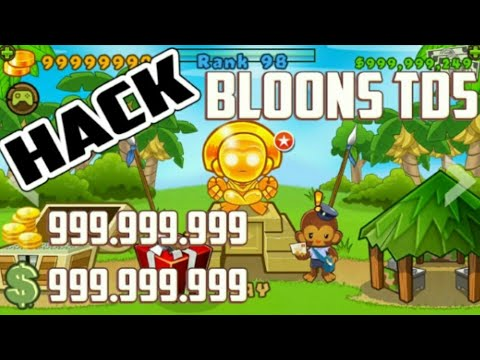 How To Hack BTD5 (unlimited Money And Cash)