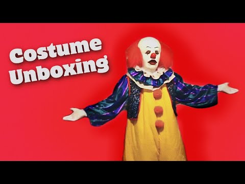 1990-pennywise-costume-unboxing-&-review