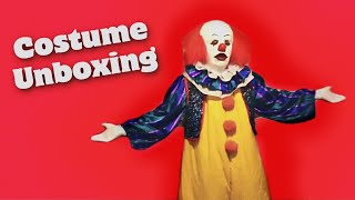 1990 Pennywise Costume Unboxing & Review