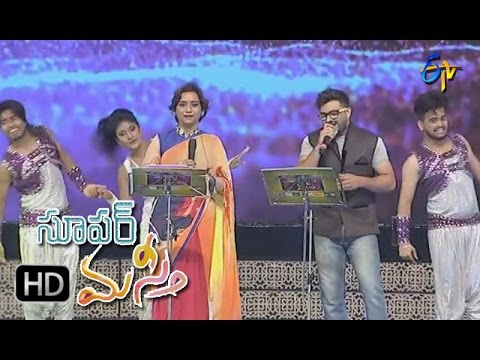 Raave Naa Chaliyaa Song|Yazin Nizar,Kalpana Performance | Super Masti|Vijayawada|26th March 2017