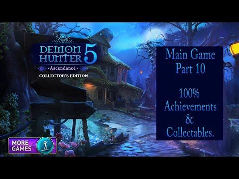 Demon Hunter 5: Ascendance Part 10 Walkthrough, 100% Achievements & Collectables. |