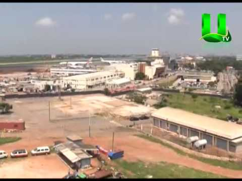 Parliamentary Select Committee On Transport Visit Ghana Civil Aviation Authority