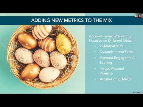 Data, Dashboards, and KPIs for Revenue Winners (B2BSMX 2020, REVTalks)