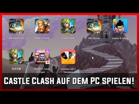 Castle Clash Auf Dem PC Spielen!