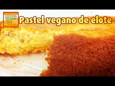 Pastel de elote vegano cocina vegan f cil youtube - Blogs de cocina facil ...