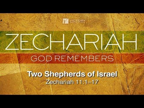 """(11)  """"Two Shepherds Of Israel"""""""