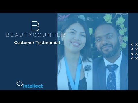BeautyCounter: Intellect Customer Testimonial Video