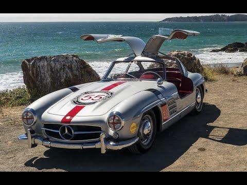 Mercedes Gullwing 1955
