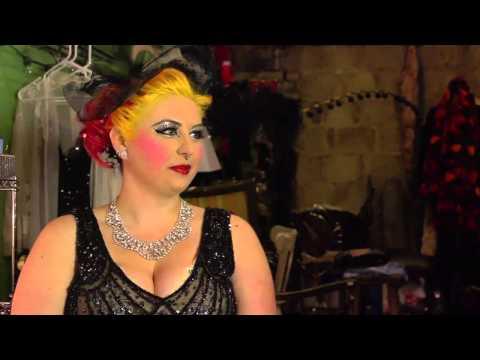 Minneapolis Burlesque Festival: Queenie Von Curves