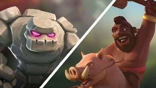 TH9 War Attack | Hogs Are Still Awesome | Clash Of Clans