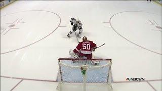 Shootout: Blackhawks vs Red Wings
