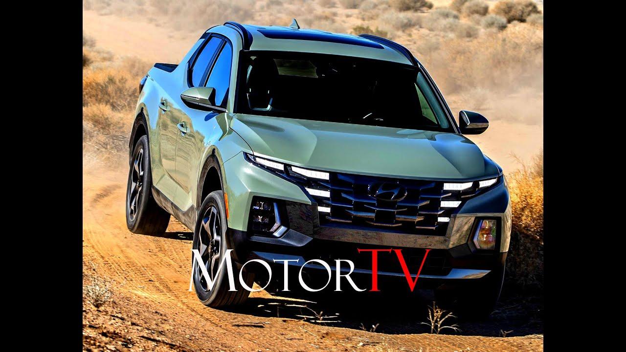 Hyundai unveils Segment-Shattering 2022 Santa Cruz Sport Adventure Vehicle