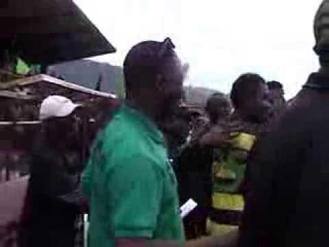MUUNGANO VS AS V CLUB 0   1 BUT MARQUE PAR ETEKIAMA