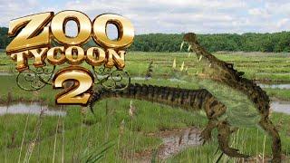 Zoo Tycoon 2: Kaprosuchus Exhibit Speed Build