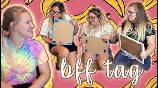 BFF Tag // Pt. I Kristen Edition