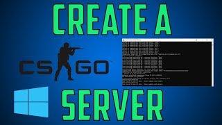 إنشاء CS:GO Server على Windows | 2018