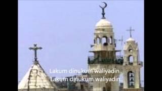 Syahadat Cinta (Lakum dinukum Waliyadin) - By Candra Malik