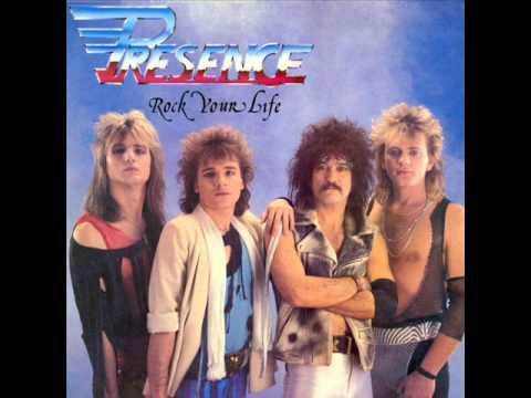 Presence Rock Your Life full album 1986