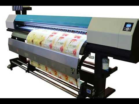 Best Selling Cheapest Digital Poster Printing Machine, Eco Solvent Printer with 2 Dx5 Head in USA