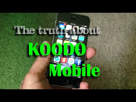 Truth About Koodo Mobile