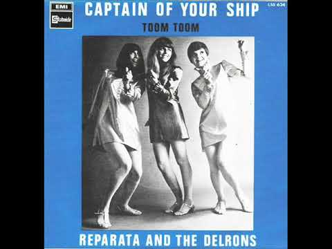 Captain of your ship / Reparata and The Delrons.