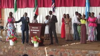 wewe ni Mungu wetu - Steven Alembe '