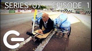The Gadget Show - Series 7 Episode 1