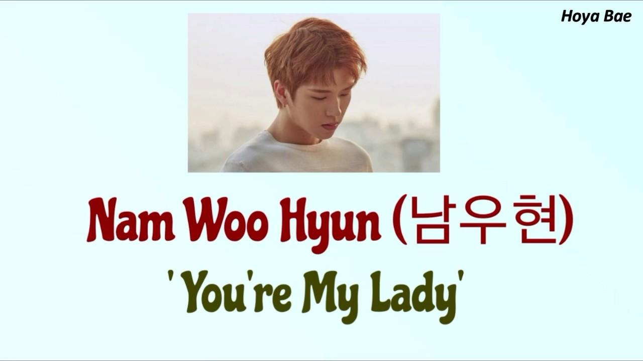 How to woo a lady lyrics