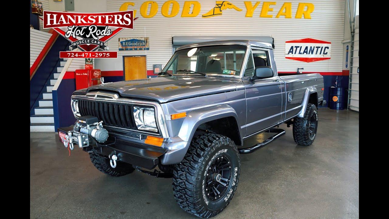 hight resolution of 1985 amc j10 jeep pickup