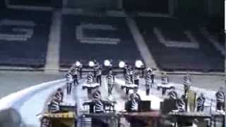 Millennium High School Winter Drumline 2013 Centauri