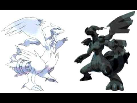 Pokemon noire et blanc musique des pokemon legendaire youtube - Pokemon legendaire blanc 2 ...