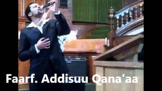 Oromo gospel song/Addisu Qana