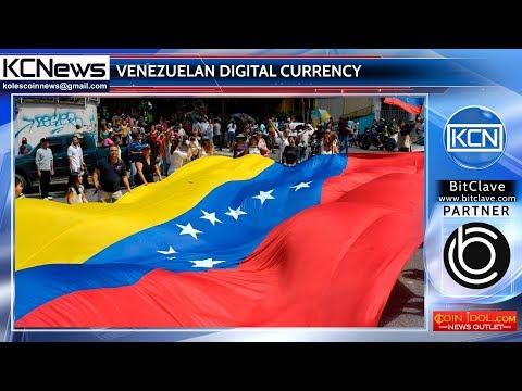 Venezuela creates its own cryptocurrency