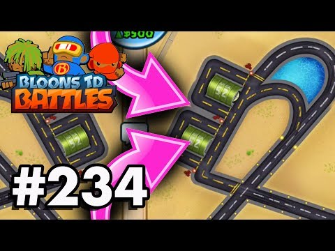Bloons TD Battles Part 234 | NEW